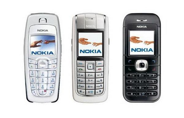 Nokia 601060206030
