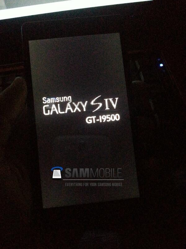 Spesifikasi Samsung Galaxy S IV