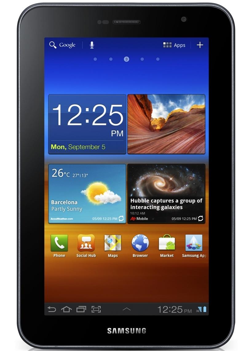 Cara Root Samsung Galaxy Tab 7 Plus GT-P6200