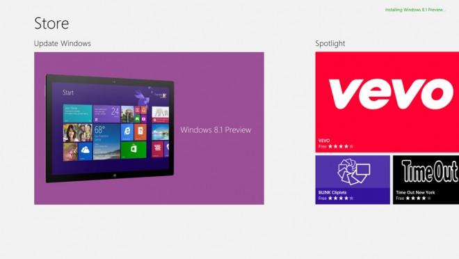 Windows 8.1 Versi Preview Sudah Bisa Diunduh Gratis