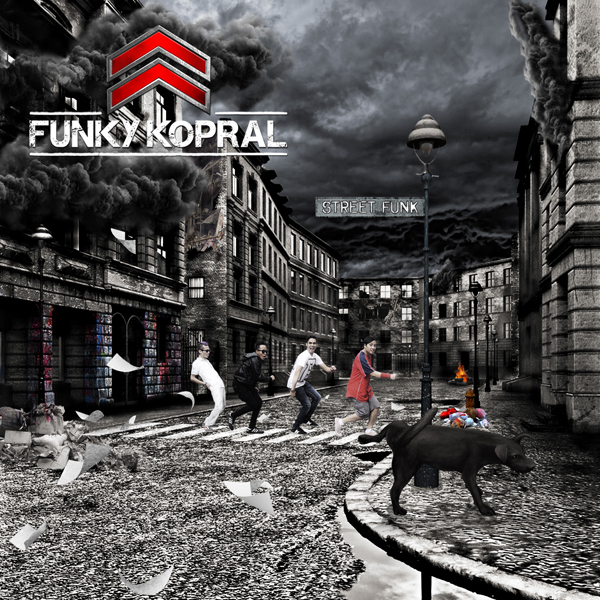 Download MP3 Funky Kopral - Street Funk 2013 ( Full Album)