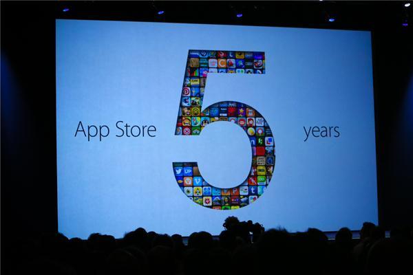 Ulang Tahun App Store ke-5