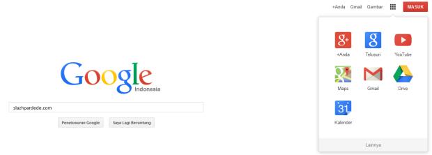 logo baru google