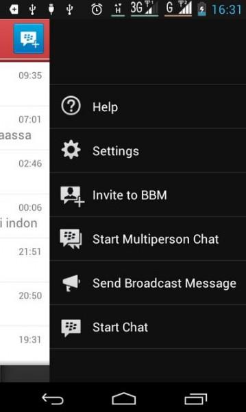 Cara Invite PIN Pengguna BBM Untuk Android dan iPhone