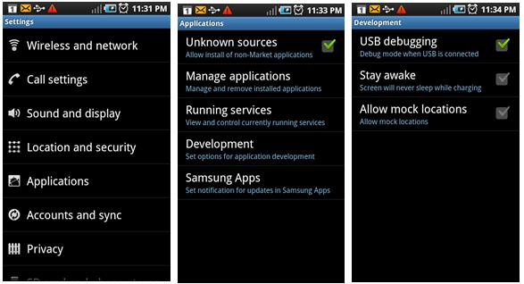 Cara Mengaktifkan USB Debugging Di Android