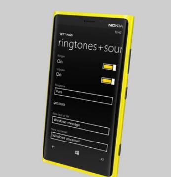 Cara Mengganti Ringtone di Nokia Lumia 620