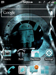 CyanogenMod Icon Pack Untuk Galaxy Young1