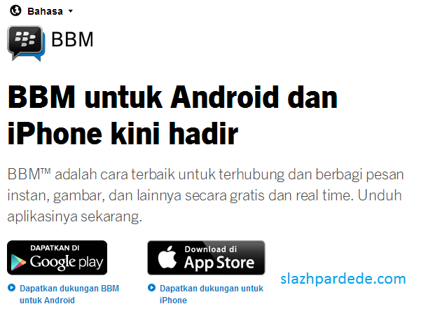 download bbm untuk android resmi