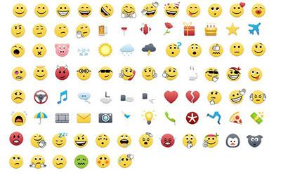 Inilah Bocoran Emoticon Baru BBM