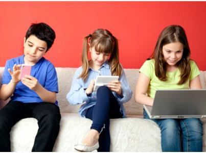 Kecanduan internet dan Gadget