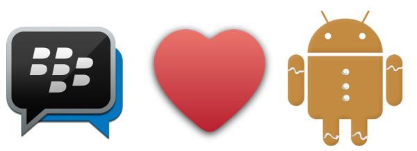 Download BBM for Android Untuk Android 2.3 Gingerbread (Resmin Dari BBM.com)