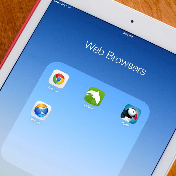 Inilah 5 Web Browser Pilihan untuk iPad