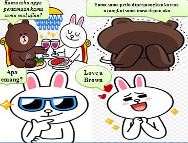 Gambar Lucu LINE (12)