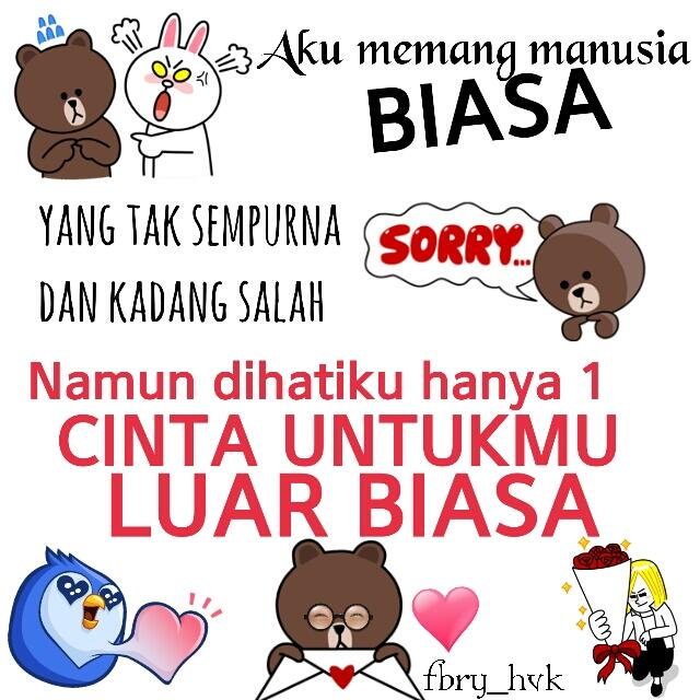 Published at 640 × 640 in Kumpulan Gambar Lucu LINE