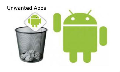 cara hapus aplikasi di android