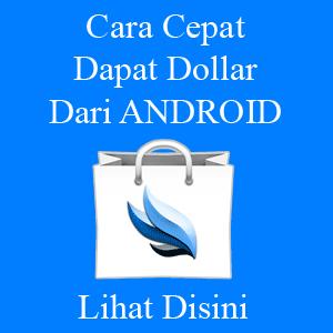 cara mendapatkan uang dari hp android