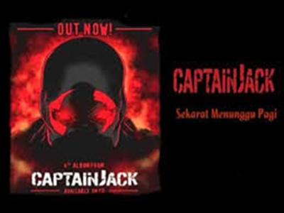 Lirik Captain Jack Sekarat Menunggu Pagi