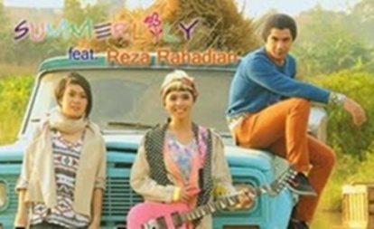 Lirik Summerlily Cinta Stroberi ( Feat. Reza Rahadian)