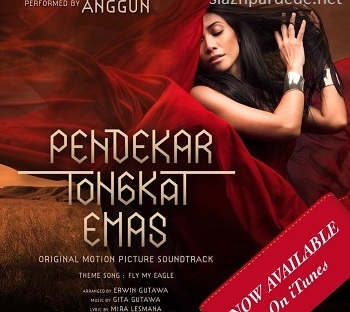 Lirik Lagu Anggun - Fly My Eagle