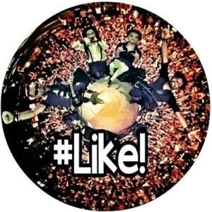Lirik Lagu Cokelat - #Like!