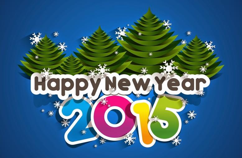 Kata Ucapan Selamat Tahun Baru 2015