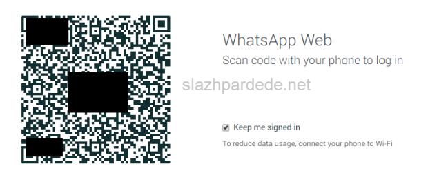 Cara Akses WhatsApp Dari Browser