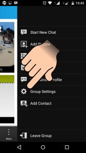 Cara Mematikan Notifikasi Grup BBM Android (3)