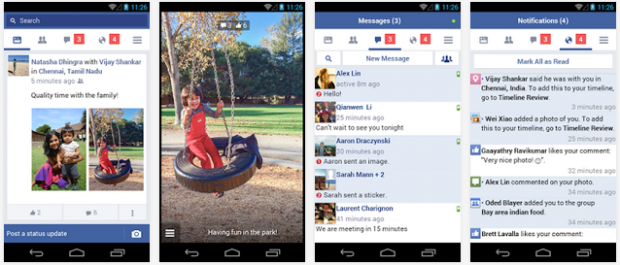 download facebook lite untuk android