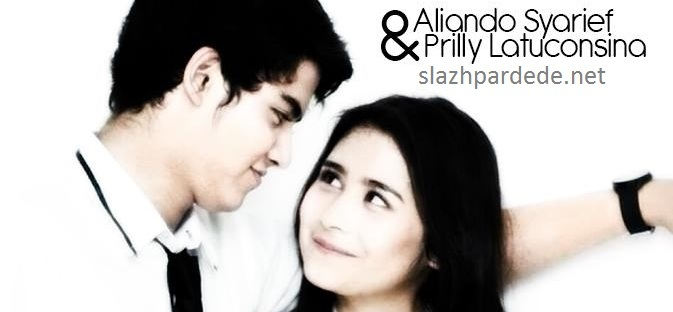 Lirik Lagu Prilly Feat Aliando - Falling In Love