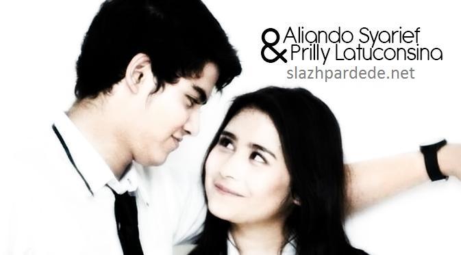 Lirik Lagu Prilly Feat Aliando - Falling In Love