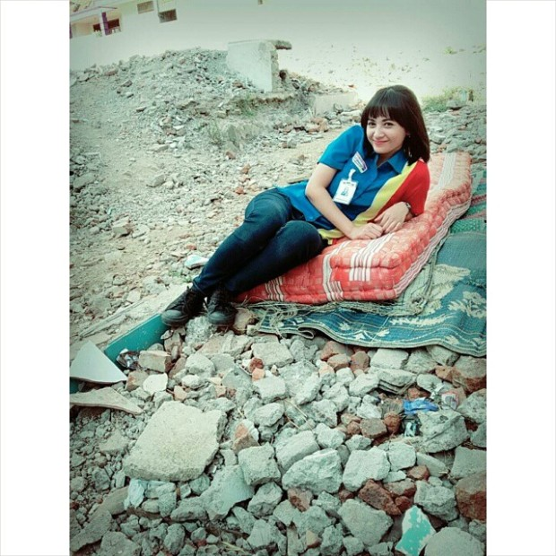 Foto Terbaru Siti Rohmah, Kasir Cantik Indomaret (12)