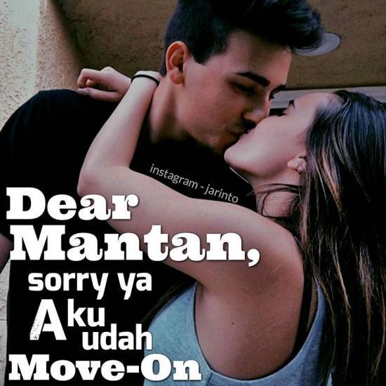 Kumpulan Meme Dear Mantan Maafin Aku Yang Dulu (1)