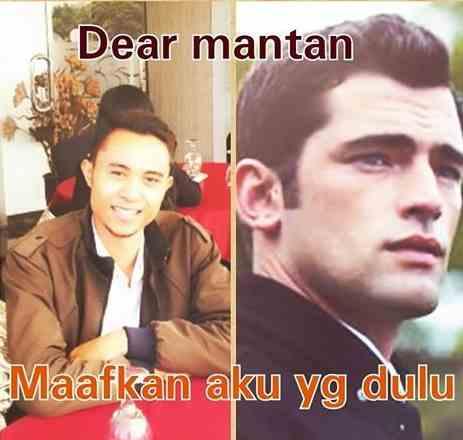 Kumpulan Meme Dear Mantan Maafin Aku Yang Dulu (14)
