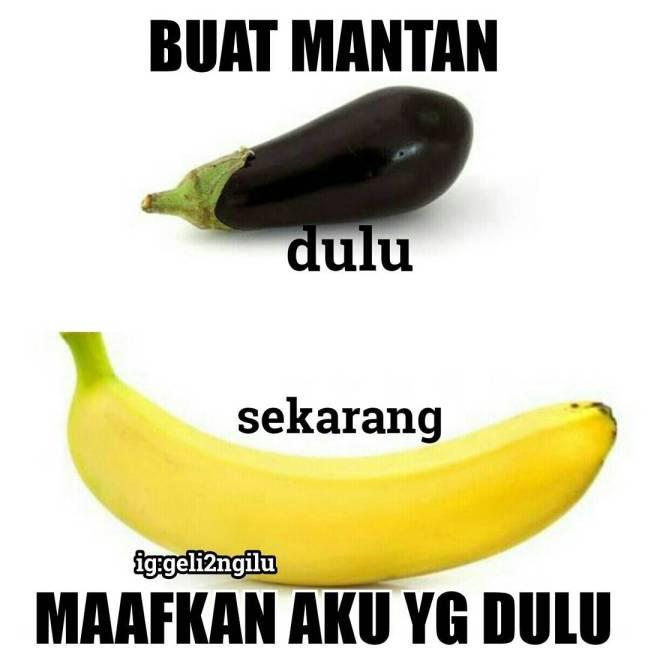 Kumpulan Meme Dear Mantan Maafin Aku Yang Dulu (9)