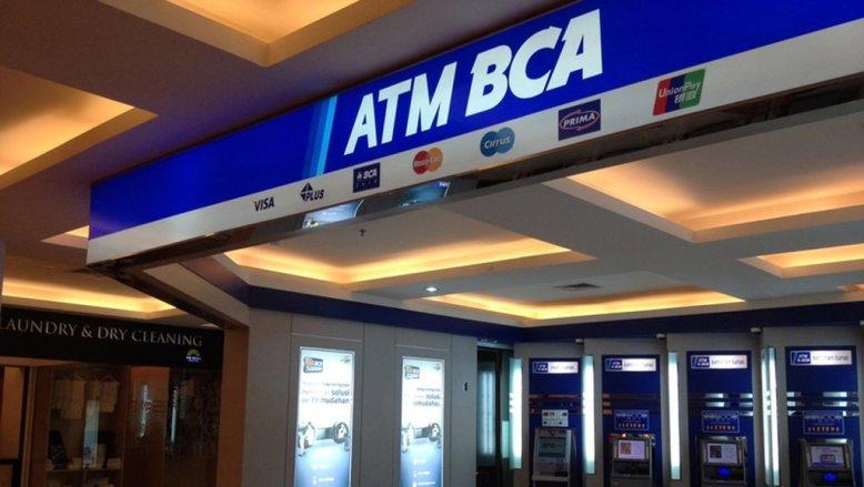 ATM BCA Setor Tunai Medan