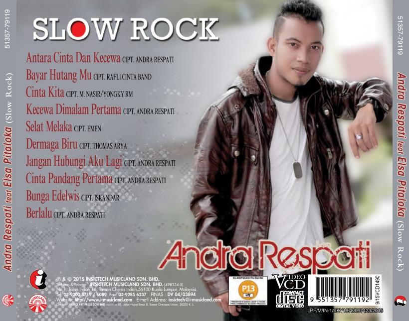 Lirik Lagu Ketika Cinta Menangis - Andra Respati ft. Elsa Pitaloka