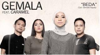 Gemala Feat. Caramel - Beda