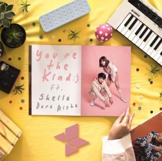 Lirik Lagu You're The Kind - Osvaldorio, Sheila Dara Aisha