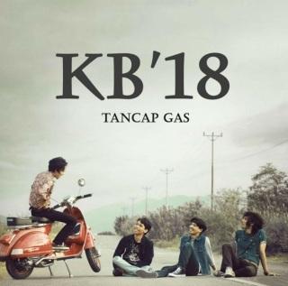 Lirik Lagu KB18 - Tancap Gas